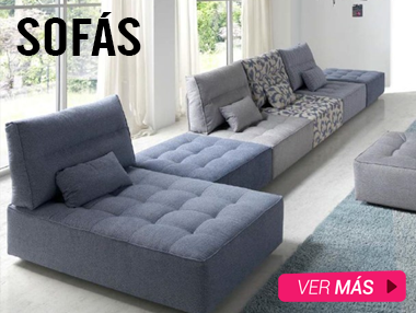 Sofás y Chaiselongues en Muebles Madrid