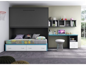 Cama Abatible 6